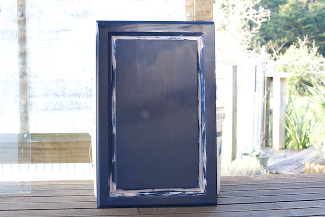 Painting kitchen cupboard doors