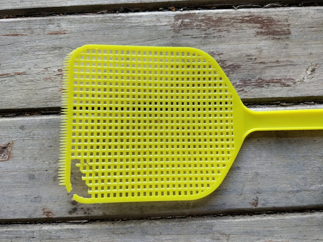 yellow fluro flyswat
